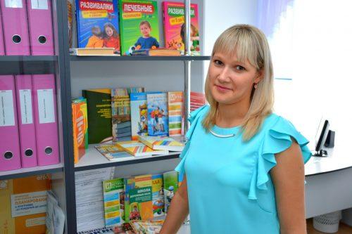 Ершова Наталья Юрьевна, старший воспитатель. Стаж работы в должности: 2 года. Общий педагогический стаж: 5 лет.